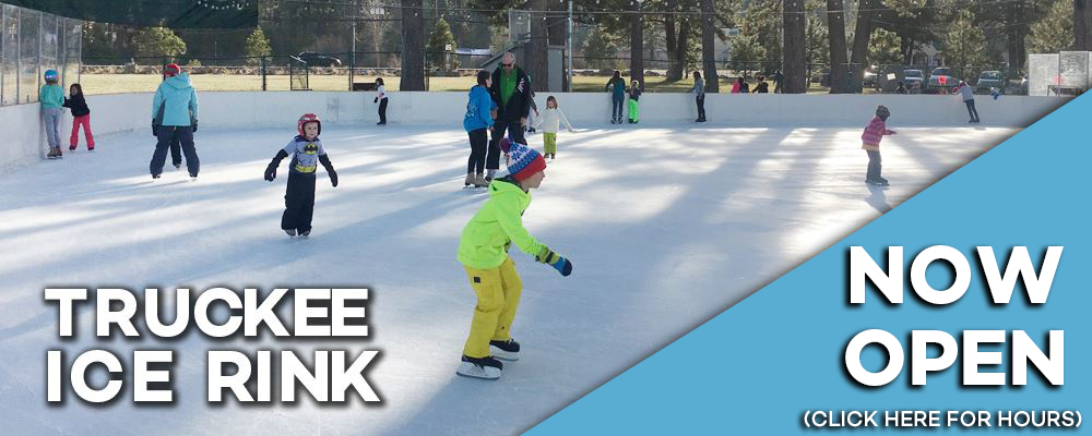 Ice Rink Now Open (Click for Hours)