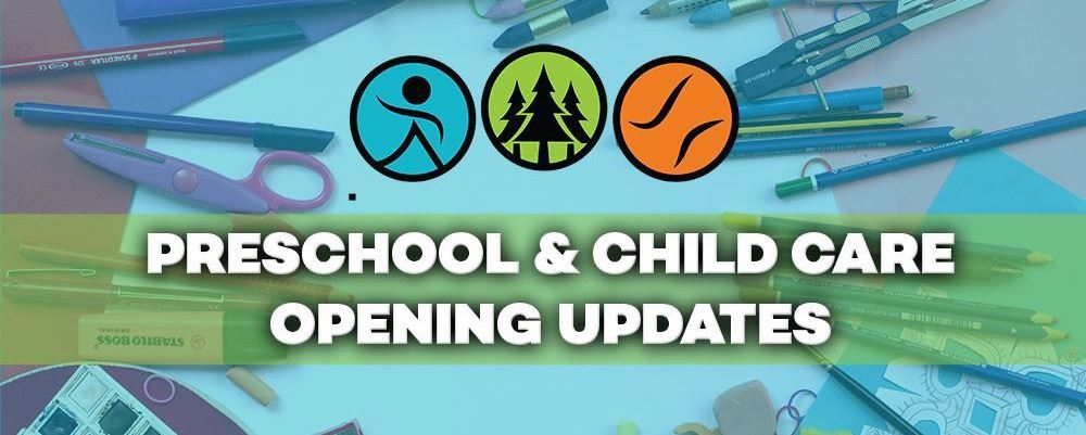 Child Care Update Header
