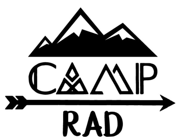 Camp Rad Logo