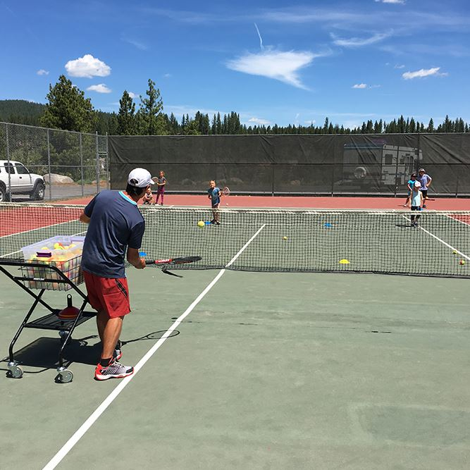 Tennis Camp Opens in new window