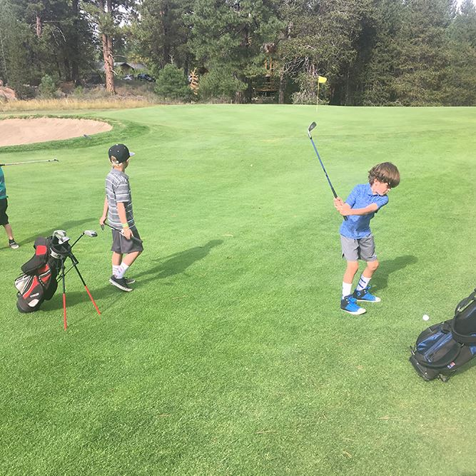 Junior Golf Opens in new window