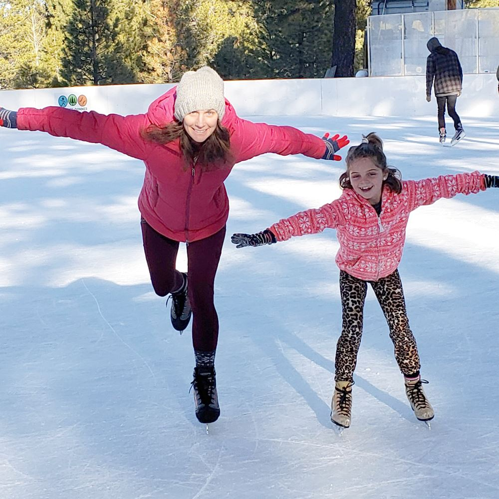 Ice Rink Family