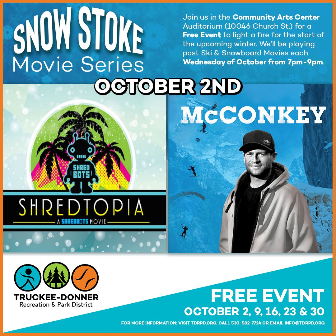 Snow Stoke Movie Series Week 1